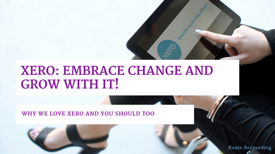 Xero: Embrace Change and Grow with It!
