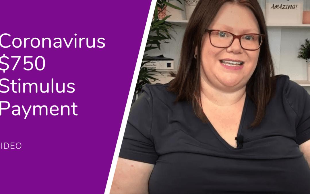 Coronavirus $750 Stimulus Payment explained